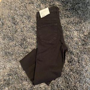 NWT TopShop Jaime Jeans Black